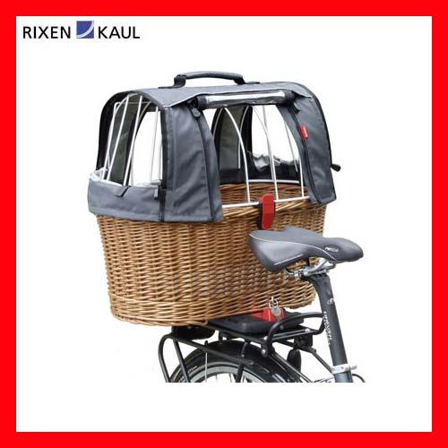 【納期未定】【送料無料】【自転車用リアキャリアバスケット】 RIXEN&KAUL リクセン&カウル ドギー GTA Plus KG817 P