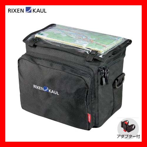 【送料無料】【自転車用バッグ】 RIXEN&KAUL リクセン&カウル ディパックボックス KT811 P