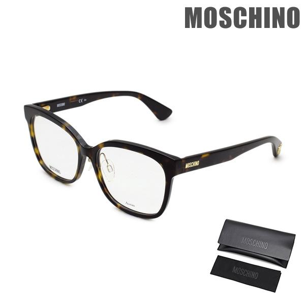 MOSCHINO モスキーノ 眼鏡 フレーム のみ MOS508-086 レディース 正規品 【送料無料(※北海道・沖縄は1,000円)】