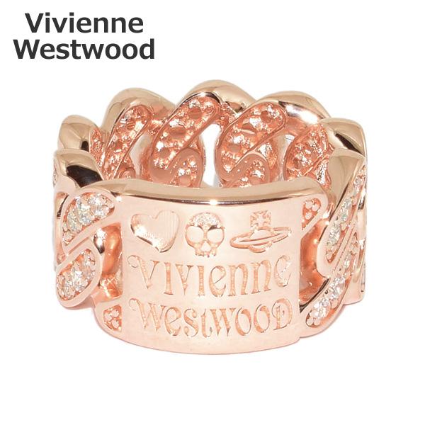 Vivienne Westwood ヴィヴィアン ビビアン アクセサリー AW20-21 ヴィヴィアンウエストウッド 指輪 永遠の定番モデル 送料無料 リング 人気ブランド 64040108-G103 ROY ※北海道 沖縄は配送不可 レディース ピンクゴールド