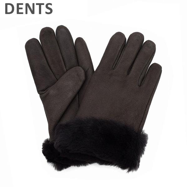 デンツ 手袋 レディース LOUISA 7-1056 BROWN ブラウン DENTS 防寒 海外正規品 【送料無料(※北海道・沖縄は1,000円)】