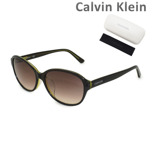 2020年新作 【国内正規品】 Calvin Klein(カルバンクライン) サングラス CK19547SA-320 アジアンフィット メンズ レディース UVカット【送料無料(※北海道・沖縄は1,000円)】