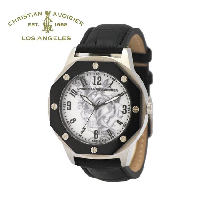 Christian Audigier (クリスチャンオードジェー) 時計 腕時計SWI-660【送料無料(※北海道・沖縄は1,000円)】【楽ギフ_包装選択】