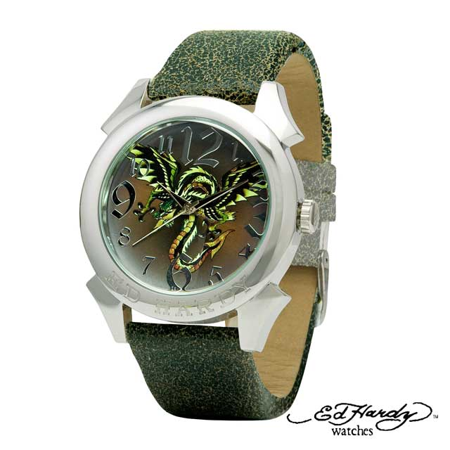 Ed Hardy Watch(エドハーディー ウォッチ) 時計 腕時計EV-DRメンズ【送料無料(※北海道・沖縄は1,000円)】【楽ギフ_包装選択】