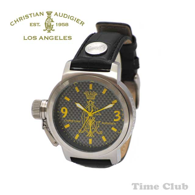 Christian Audigier (クリスチャンオードジェー) 時計 腕時計HOR-510【送料無料(※北海道・沖縄は1,000円)】【楽ギフ_包装選択】