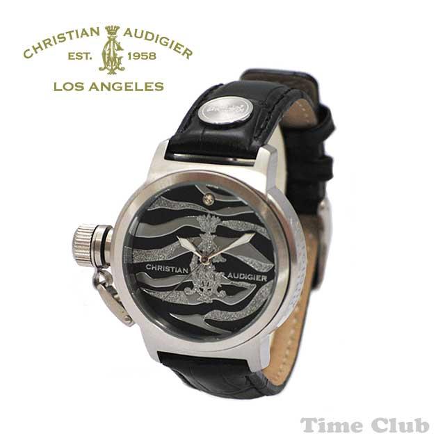 Christian Audigier (クリスチャンオードジェー) 時計 腕時計 INT-335【送料無料(※北海道・沖縄は1,000円)】【楽ギフ_包装選択】