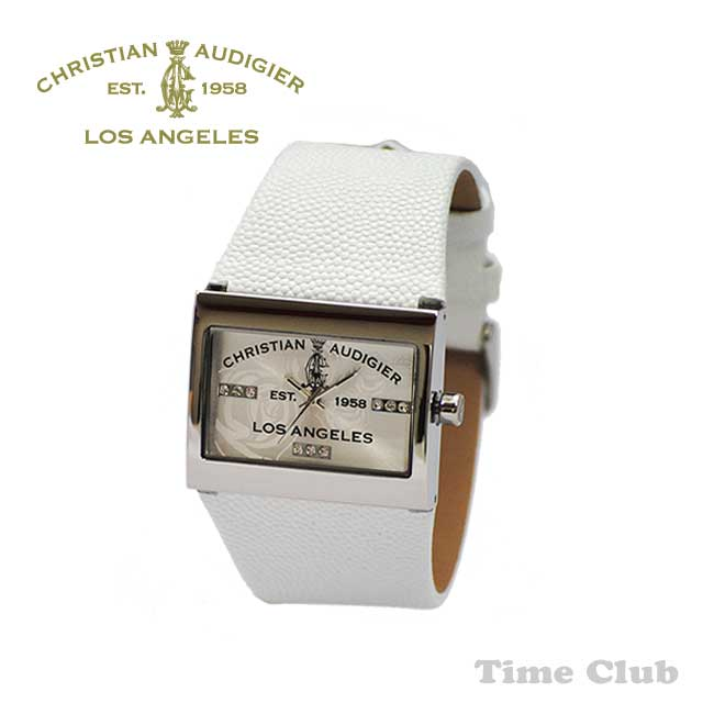 Christian Audigier (クリスチャンオードジェー) 時計 腕時計TWC-510レディース【送料無料(※北海道・沖縄は1,000円)】【楽ギフ_包装選択】