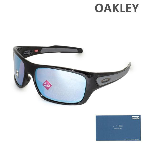OAKLEY オークリー サングラス グラサン 眼鏡 めがね メガネ 国内正規品 ついに再販開始 アウトレット OO9263-6063 ※北海道 送料無料 UVカット Prizm 000円 Snow 沖縄は1 Collection TURBINE