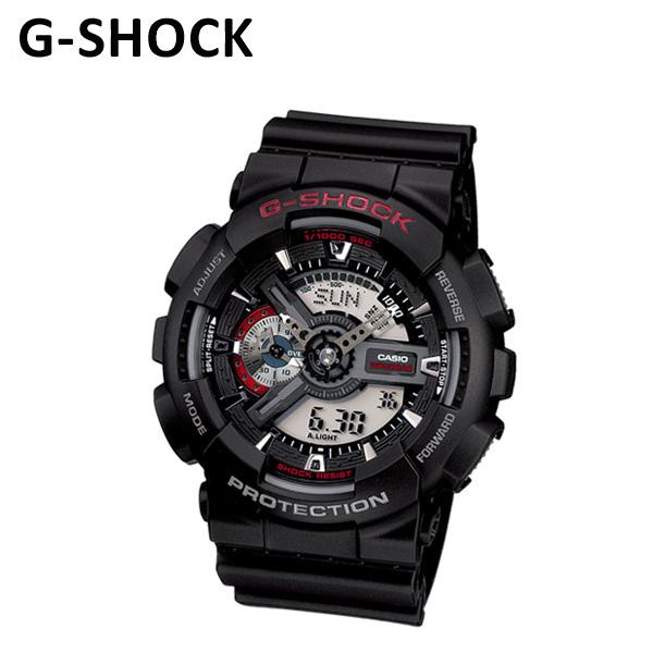 【国内正規品】 CASIO(カシオ) G-SHOCK(Gショック)GA-110-1AJF 時計 腕時計 【送料無料(※北海道・沖縄は1,000円)】(casio-ga-110-1ajf)