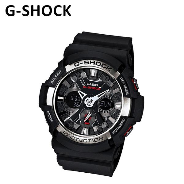 【国内正規品】 CASIO(カシオ) G-SHOCK(Gショック)GA-200-1AJF 時計 腕時計 【送料無料(※北海道・沖縄は1,000円)】(casio-ga-200-1ajf)