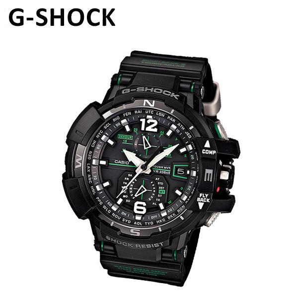 【国内正規品】 CASIO(カシオ) G-SHOCK(Gショック)GW-A1100-1A3JF 時計 腕時計 【送料無料(※北海道・沖縄は1,000円)】(casio-gw-a1100-1a3jf)