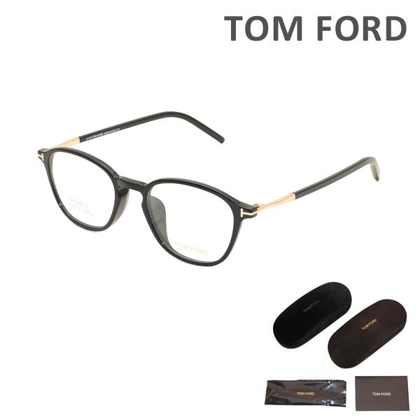 トムフォード メガネ 伊達眼鏡 フレーム FT5397-F/V 001 50 TOM FORD メンズ レディース 正規品 アジアンフィット TF5397-F 001 【送料無料(※北海道・沖縄は1,000円)】