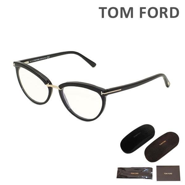 トムフォード メガネ 伊達眼鏡 フレーム FT5551-B/V 001 54 TOM FORD メンズ レディース 正規品 グローバルモデル TF5551-B 001 【送料無料(※北海道・沖縄は1,000円)】