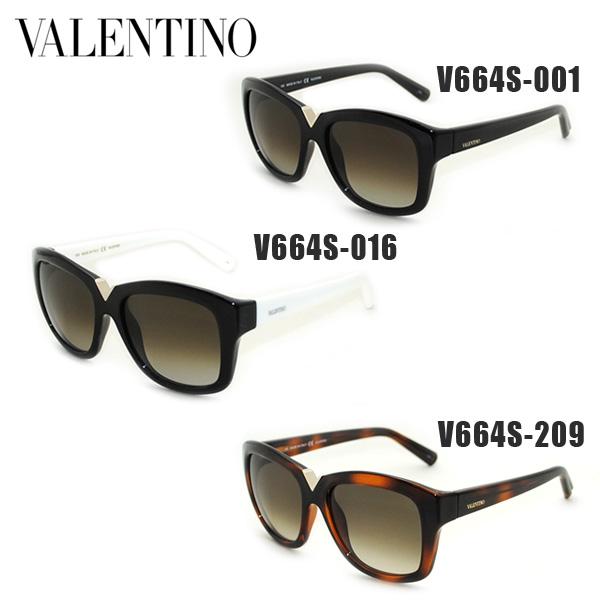 【国内正規品】 VALENTINO ヴァレンティノ サングラス V664S 001 016 209 アジアンフィット レディース UVカット 【送料無料(※北海道・沖縄は1,000円)】