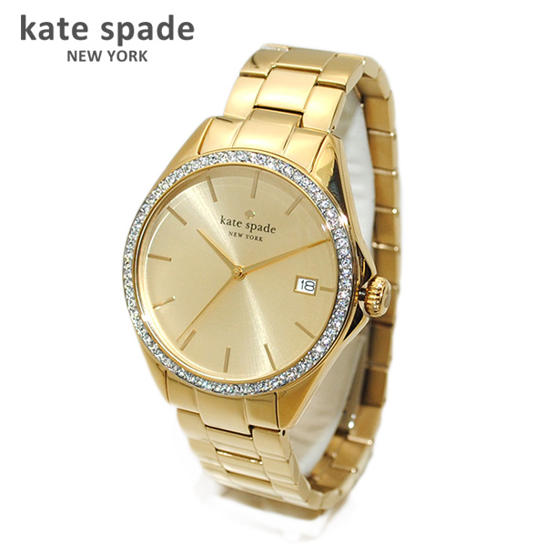 kate spade (ケイトスペード) 時計 腕時計 1YRU0102 ゴールド SEAPORT(シーポート) ブレス レディース 【送料無料(※北海道・沖縄は1,000円)】