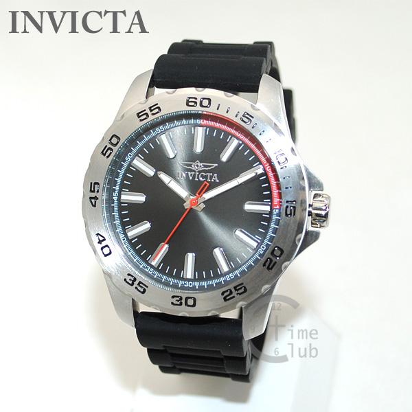 インビクタ 腕時計 INVICTA 時計 21855 Pro Diver プロダイバー ブラック/シルバー ブレス メンズ インヴィクタ 【送料無料(※北海道・沖縄は1,000円)】