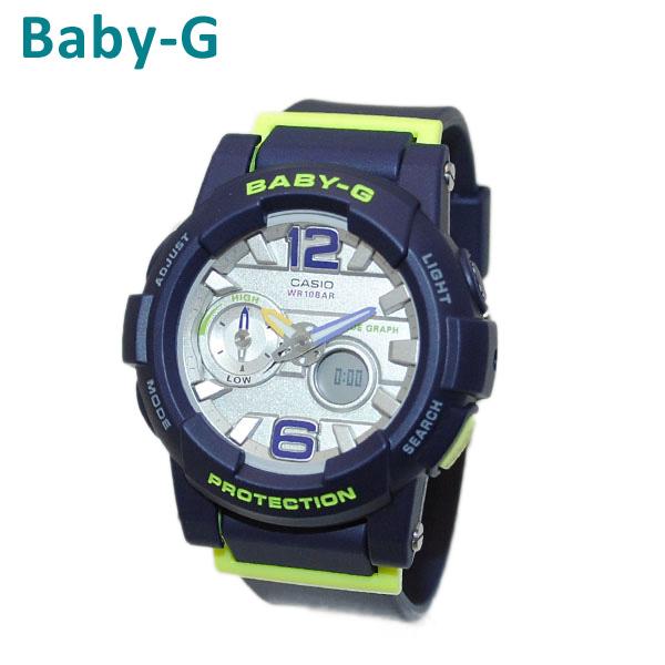 CASIO(カシオ) Baby-G(ベビーG) BGA-180-2BCR 時計 腕時計 海外モデル 【送料無料(※北海道・沖縄は1,000円)】