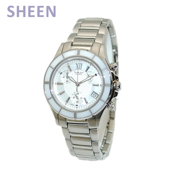 CASIO(カシオ) SHEEN(シーン) SHE-5516D-7AEF 時計 腕時計 海外モデル 【送料無料(※北海道・沖縄は1,000円)】