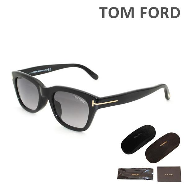 トムフォード サングラス 0237F-01B 51 TOM FORD メンズ アジアンフィット 正規品 【送料無料(※北海道・沖縄は1,000円)】