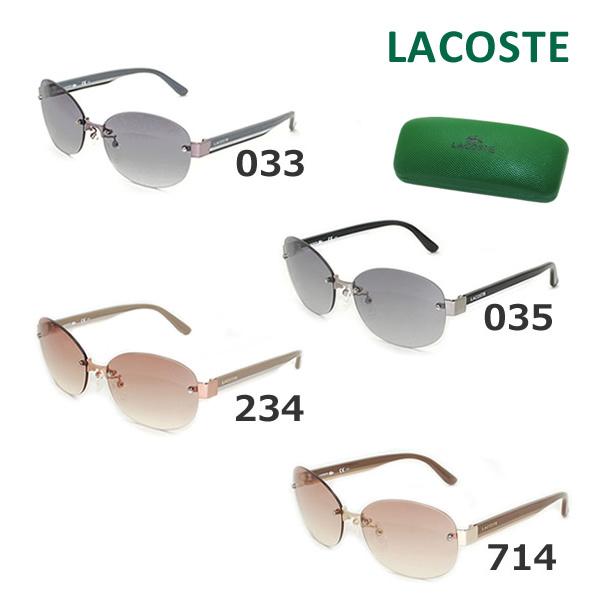 【国内正規品】 LACOSTE ラコステ サングラス L165SA 033 035 234 714 メンズ レディース 【送料無料(※北海道・沖縄は1,000円)】