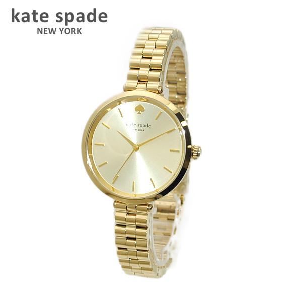 kate spade (ケイトスペード) 時計 腕時計 1YRU0858 ゴールド Holland Skinny ホランド スキニー ブレス レディース 【送料無料(※北海道・沖縄は1,000円)】