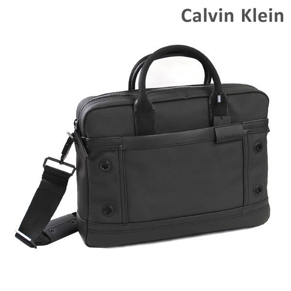 カルバンクライン バッグ Calvin Klein K50K502351 001 ビジネスバッグ ブリーフケース メンズ 2017SS 【送料無料(※北海道・沖縄は1,000円)】