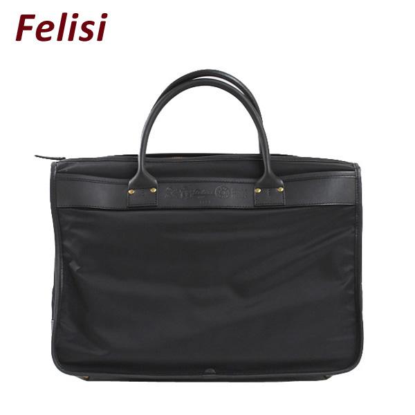 Felisi フェリージ ビジネスバッグ ブリーフケース 1731-DS-0041 NERO BLACK メンズ 【送料無料(※北海道・沖縄は1,000円)】