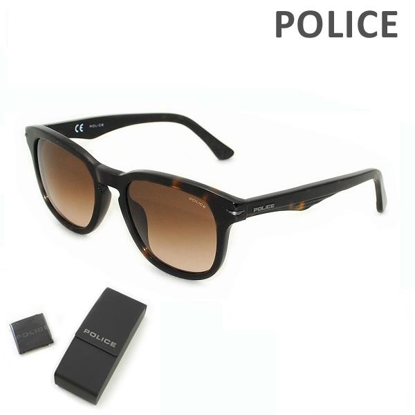 【国内正規品】 POLICE (ポリス) サングラス SPL355 072A メンズ アジアンフィット UVカット 【送料無料(※北海道・沖縄は1,000円)】