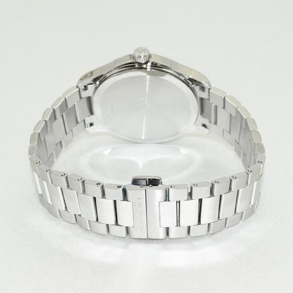 GUCCI(グッチ) 時計 腕時計 YA1264028 Gタイムレス ブレス シルバー メンズ 【(※北海道・沖縄は1,000円)】