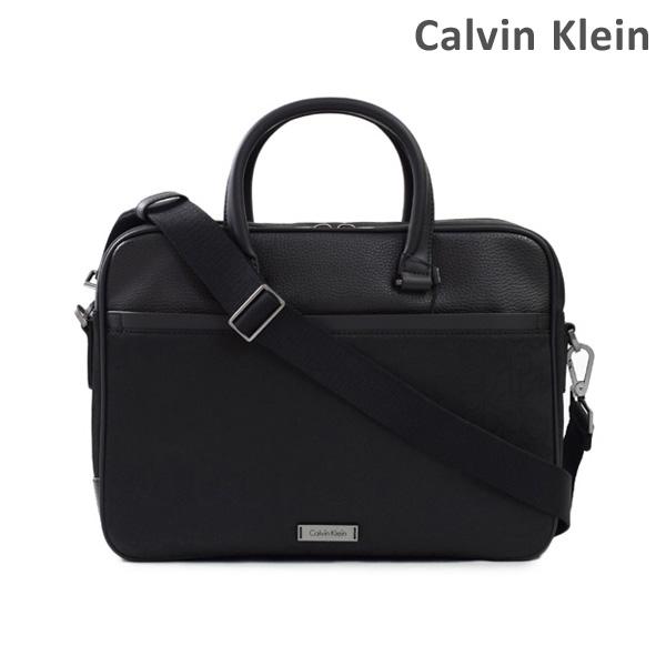 カルバンクライン ショルダーバッグ Calvin Klein K50K502419 001 ブリーフケース ビジネスバッグ メンズ 17FW 【送料無料(※北海道・沖縄は1,000円)】