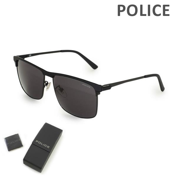 【国内正規品】POLICE (ポリス) サングラス SPL570N-0530 メンズ UVカット 【送料無料(※北海道・沖縄は1,000円)】
