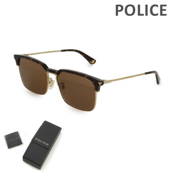 【国内正規品】POLICE (ポリス) サングラス SPL576M-08FZ メンズ UVカット 【送料無料(※北海道・沖縄は1,000円)】