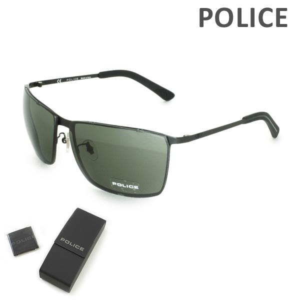 【国内正規品】POLICE (ポリス) サングラス SPL639G-531V メンズ UVカット 【送料無料(※北海道・沖縄は1,000円)】