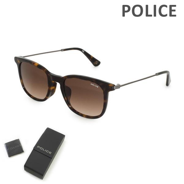 【国内正規品】POLICE (ポリス) サングラス SPL641K-0722 メンズ UVカット 【送料無料(※北海道・沖縄は1,000円)】
