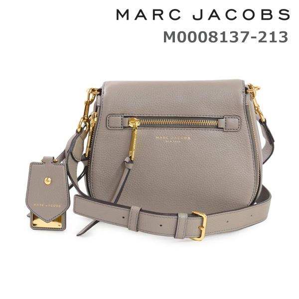 マークジェイコブス ショルダーバッグ M0008137-213 MINK レディース MARC JACOBS 18SS 【送料無料(※北海道・沖縄は1,000円)】