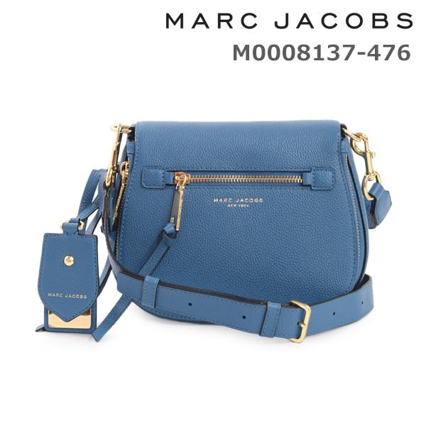 マークジェイコブス ショルダーバッグ M0008137-476 VINTAGE BLUE レディース MARC JACOBS 18SS 【送料無料(※北海道・沖縄は1,000円)】