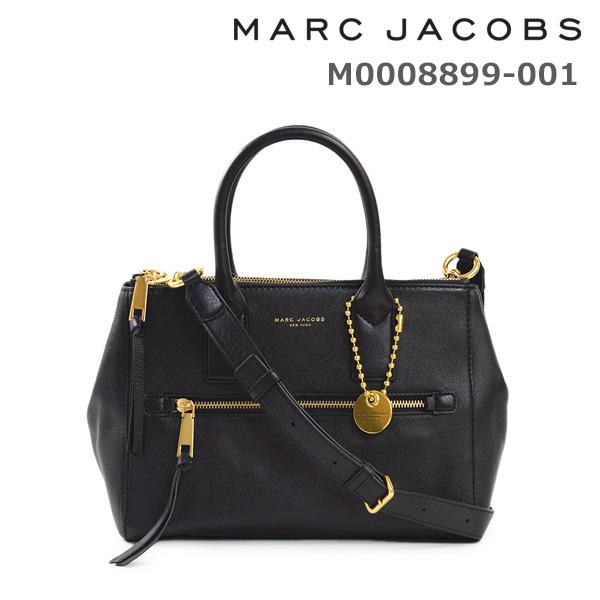 マークジェイコブス ハンドバッグ M0008899-001 BLACK レディース ショルダーバッグ MARC JACOBS 18SS 【送料無料(※北海道・沖縄は1,000円)】
