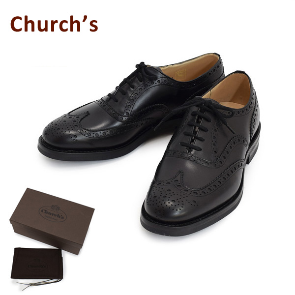 【10%OFF】 チャーチ メンズ メンズ EEC003-9WF-F0AAB Church's BURWOOD Church's R ブラック シューズ 靴 BURWOOD【送料無料(※北海道・沖縄は1,000円)】, 清すトア:f3fe49e1 --- phcontabil.com.br