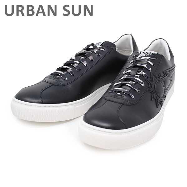 URBAN SUN アーバンサン スニーカー 靴 MAURICE 147 ※北海道 送料無料 安全 沖縄は配送不可 レディース シューズ 通販 ブラック メンズ