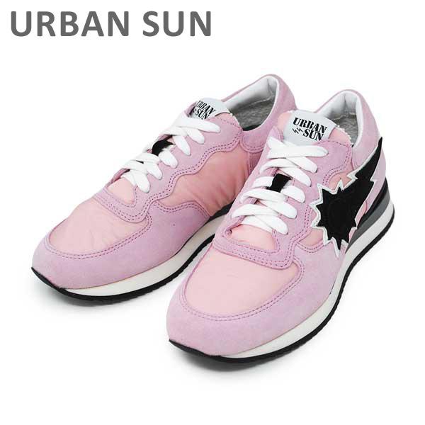 アーバンサン スニーカー DORIS 112 ピンク URBAN SUN レディース シューズ 靴 【送料無料(※北海道・沖縄は1,000円)】
