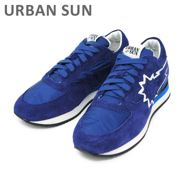 アーバンサン スニーカー DORIS 113 ブルー URBAN SUN レディース シューズ 靴 【送料無料(※北海道・沖縄は1,000円)】