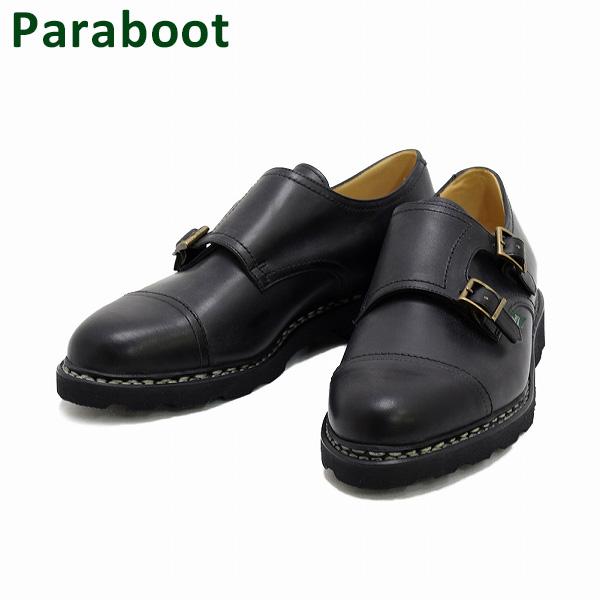 配送員設置 パラブーツ ウィリアム ブラック 981412 Paraboot Paraboot WILLIAM NOIR メンズ ダブルモンク シューズ ダブルモンク シューズ 靴【送料無料(※北海道・沖縄は1,000円)】, 熊野川町:14d4c1bd --- phcontabil.com.br