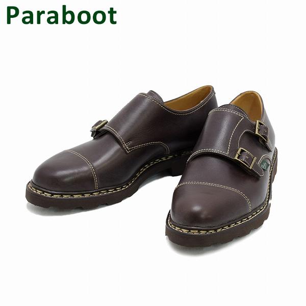 【超特価SALE開催!】 パラブーツ ウィリアム ブラウン 981413 ウィリアム ブラウン Paraboot WILLIAM MARRON メンズ ダブルモンク シューズ シューズ 靴【送料無料(※北海道・沖縄は1,000円)】, PLOW(プラウ):900c40b8 --- phcontabil.com.br