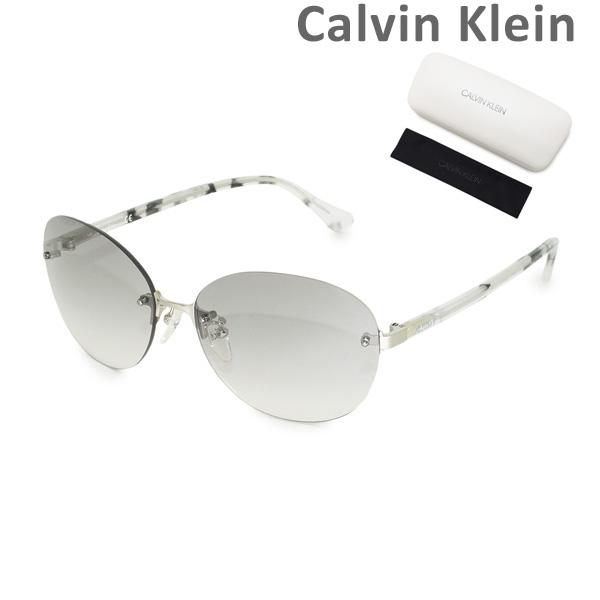 2019年モデル【国内正規品】 Calvin Klein(カルバンクライン) サングラス CK1223SA-040 メンズ レディース UVカット【送料無料(※北海道・沖縄は1,000円)】
