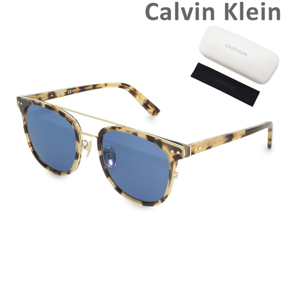 2019年新作【国内正規品】 Calvin Klein(カルバンクライン) サングラス CK18517SA-244 メンズ レディース UVカット【送料無料(※北海道・沖縄は1,000円)】