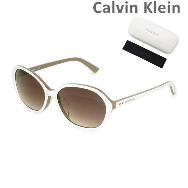 2019年新作【国内正規品】 Calvin Klein(カルバンクライン) サングラス CK18524SA-107 アジアンフィット メンズ レディース UVカット【送料無料(※北海道・沖縄は1,000円)】