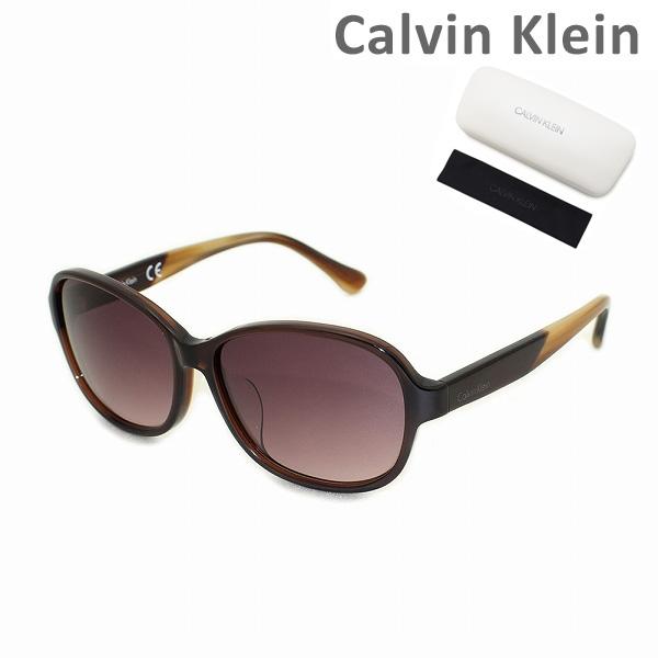 【国内正規品】 カルバンクライン サングラス CK4334SA-210 アジアンフィット メンズ レディース UVカット Calvin Klein 【送料無料(※北海道・沖縄は1,000円)】
