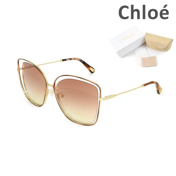 2019年モデル【国内正規品】 Chloe (クロエ) サングラス CE133S-205 レディース UVカット ブランド 【送料無料(※北海道・沖縄は1,000円)】