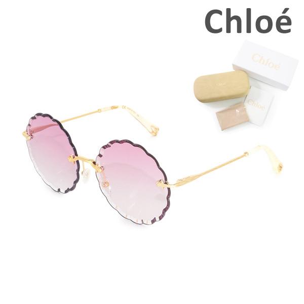 2019年モデル【国内正規品】 Chloe (クロエ) サングラス CE142S-818 60 レディース UVカット ブランド 【送料無料(※北海道・沖縄は1,000円)】