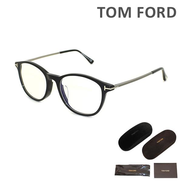 トムフォード メガネ 伊達眼鏡 フレーム FT5553F-001 TOM FORD メンズ 正規品 アジアンフィット TF5553【送料無料(※北海道・沖縄は1,000円)】